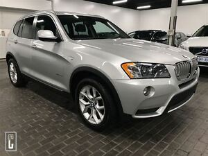 2013 BMW X3 xDrive28i PANO ROOF