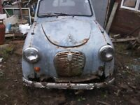 Austin A30 breaking for spares engine 803 type please call