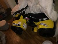 Mint condition genuine Suzuki lt 50