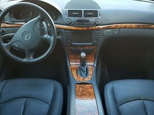 2006 Mercedes-Benz E-Class E350,4MATIC,NAVI,Panoramic Roof Oakville / Halton Region Toronto (GTA) image 8