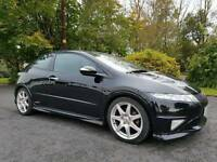 June 2008 Honda Civic Type R GT 2.0 I-VTEC, ONLY 62000 MILES! SERVICE HISTORY! FINANCE & WARRANTY!