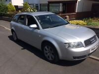Audi diesel auto 1500 no offers new gear box n cam belt 07455278115