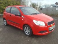 Chevrolet Aveo 1.2 ** Only 50k Miles, Superb Example, Great Value ( Not Corsa,Fiesta,Clio,207,Polo)