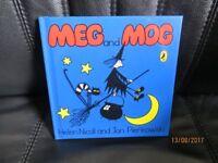 Meg & Mog book