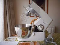 KENWOOD CHEF KM336 Classic Food Mixer offered in VGC - cash on collection from Gosport Hampshire