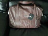 DkNY Hand Bag BNWT Black Cherry