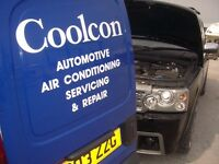 Mobile Car Air Conditioning Service, Regas, R134a Cardiff & Surrounding Areas - South Wales