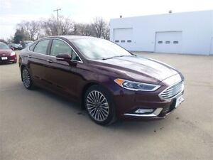 2017 Ford Fusion TITANIUM AWD LOW KMS