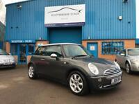 2006 MINI HATCH 1.6 COOPER PARK LANE EDITION # LEATHER SEATS # FULL SERVICE HISTORY # HPI CLEAR