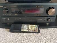 Denon AVR-3300 Dolby Digital Home Theater AV Receiver