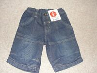Boys shorts and T-shirt Size 2-3yrs. Unworn