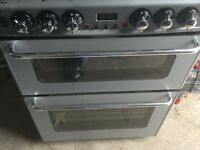 Nearly new gas /electric cooker