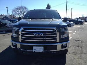 2015 Ford F150 XLT XTR SUPERCREW
