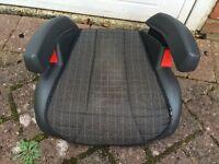 Britax Sprint Car Booster seat.