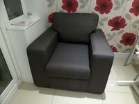 Grey Marks & Spencer Arm Chair