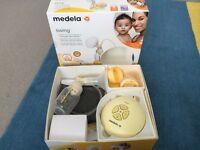 Medela Swing breast pump in excellent condition
