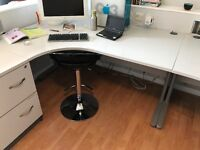 Professional style office desk