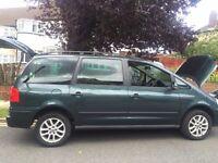 VW Sharan 7 Seater 2004