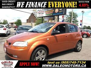 2007 Pontiac WAVE 5 NO CREDIT CHECK LEASE