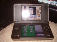 nintendo dsi xl with pokemon diamond