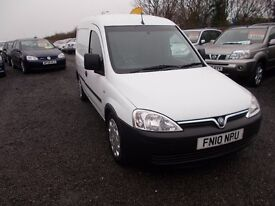Vauxhall Combo 1.7 CDTi 16v 1700 Panel Van 3dr £2,995 no VAT 1 OWNER FROM NEW