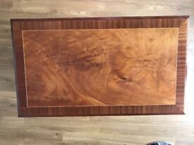 Mahogany Coffee Table For Sale