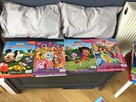 Children busy books