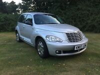 2007 Chrysler PT Cruiser limited, Automatic With low mileage