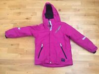 Polarn O Pyret Fleece Lined Jacket - Size 140 (9-10 years)