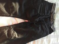 Brand new with tags still on aged 11 black jeans