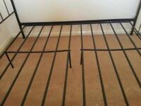 Alderley King Size Metal Bed & Mattress