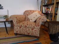 FREE! 2 x super comfy Edwardian armchairs, good-ish condition. Need to be gone asap from Totterdown