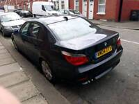 BMW 530d 2004 service history Long MOT no issues