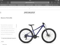 STOLEN Specialized Pitch 850b Azure Blue Women's Mtn Bike