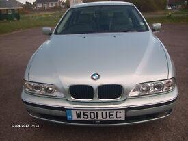 BMW523.iSE 2.5 petrol