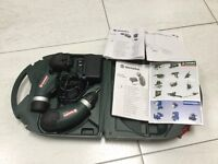 Used Metabo Cordless Screwdriver and Flashlight
