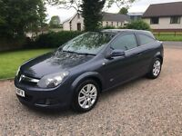 2010 VAUXHALL ASTRA 1.6 DESIGN SPORTS HATCH COUPE