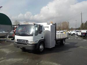 2009 Ford LCF 550 Regular Cab Dually Long Box 2WD Diesel with Du