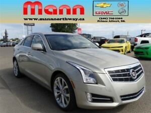 2014 Cadillac ATS Performance | PST paid, 3M, V6, New Tires.