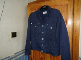 Gents Armani Jacket Size 42 Blue
