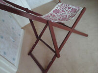 FOLDING DECK CHAIR GARDEN CHAIR Could deliver local