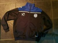 Sheffield Wednesday tracksuit top