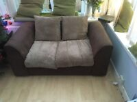 Gorgeous sofa - perfect if space is limited