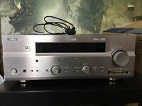 AV Amplifier Yamaha Natural Sound dsp-ax759se