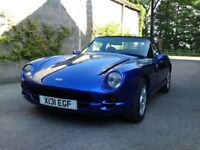 Lovely late model low mileage TVR Chimaera 450 Full dealer service history