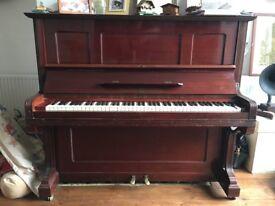 Romhildt Weimar Upright Piano