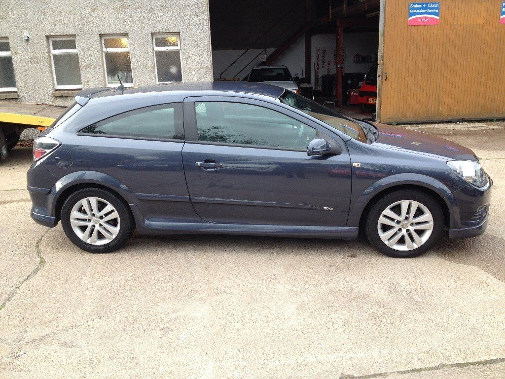 57 PLATE VAUXHALL ASTRA 1.6 SXI 3DR 49000MILES £3200