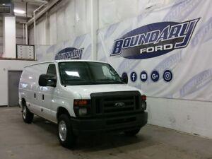2011 Ford Econoline Cargo Van W/ Interior Racks, Storage!!