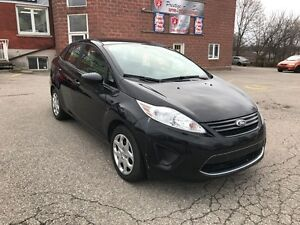 2011 Ford Fiesta NO ACCIDENT - SAFETY & E-TESTED