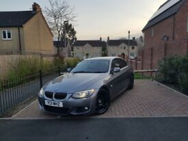 BMW 330D M SPORT COUPE *FULLY LOADED*